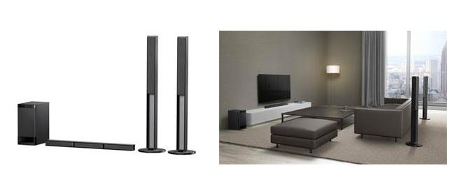 Sony launches 5.1 channel Tall boy Home Theatre System - HT-RT40 3