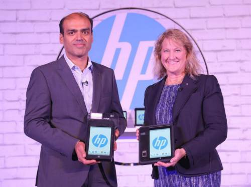 HP Launches HP Pro8 Tablet Series 6