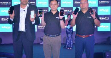 Infocus-Smartphone