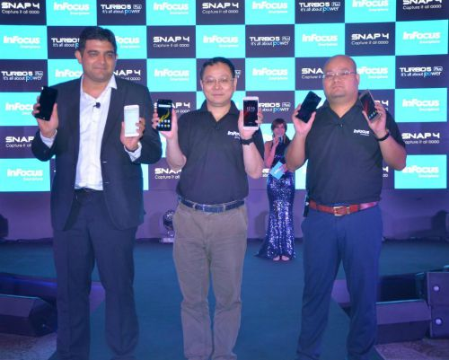 "InFocus launches its two new smartphones ""InFocus Snap 4 and InFocus Turbo 5 Plus"" 2"