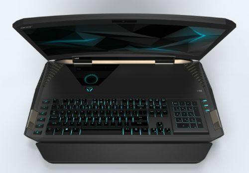 Acer launches its curved screen notebook Predator 21 X in India 2