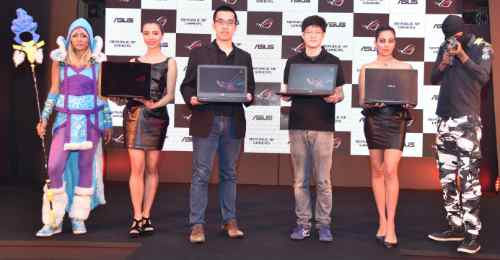 Asus unveils ROG Strix GL503 SCAR & HERO Edition in India 5