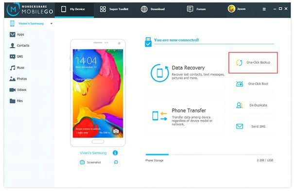 How to backup Android phone without rooting 1