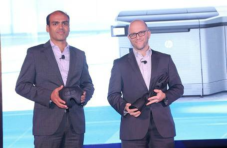 HP launches its Multi Jet Fusion 3D Printing solution in India 1