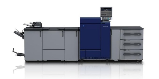 Konica Minolta Demonstrates Its Digital Printing Solutions at CEIF 2018 2