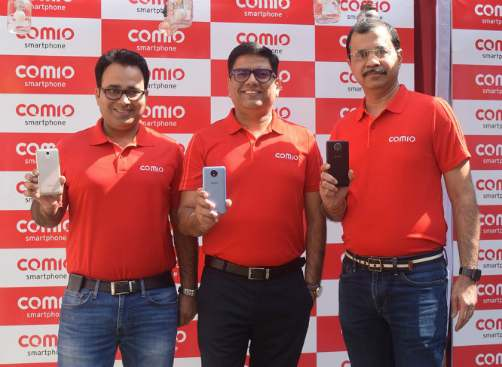 COMIO launches its new smartphones S1 lite and C2 lite 1