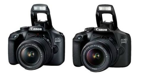 Canon rolls out its entry range of DSLRs 'Canon EOS 1500D and EOS 3000D' 1