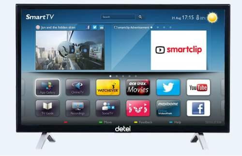 Detelrolls out itsSmart LED TV under its'Banega India Smart' idea 1