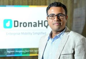 """Focus on App Usage and ease of Managing Multiple Apps is the winning ingredient"" - By, Mr. Jinen Dedhia, DronaHQ Co-Founder & MD 3"
