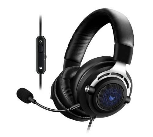 Rapoo India rolls out VPRO VH150 Backlit Gaming Headset 1