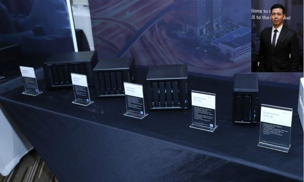 Synology rolls out of its cutting-edge series of NAS solutions in the India 1