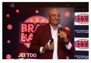 Times Internet launches BrainBaazi, a live gaming and entertainment show on mobile 1