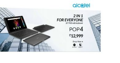 Alcatel POP4 10 Keyboard Tablet