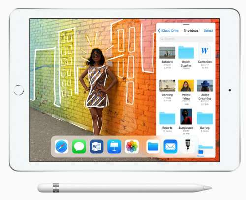 Apple introduces new 9.7-inch iPad with Apple Pencil support 6