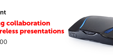 Barco Introduces Latest Wireless Presentation Solution, wePresent WiCS-2100 2