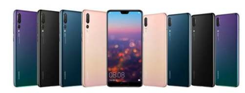 Huawei unviels the Huawei P20 and P20 Pro 1