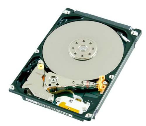 Toshiba Announces New 2 TB Hard Disk Drive For Client Storage Applications 1