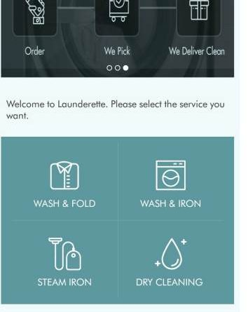 laundry-app-Laundrette