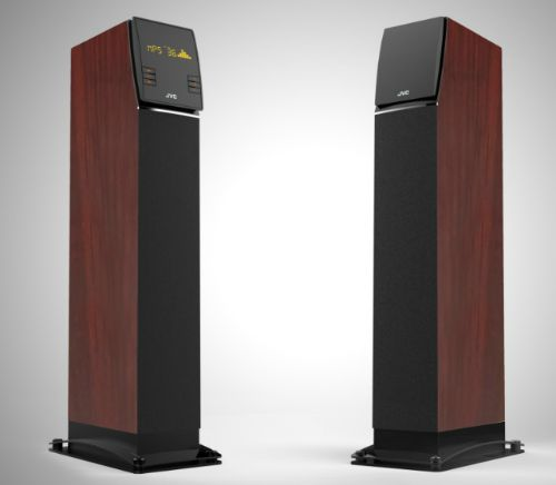 JVC Tower Speaker TH DKN80 Review 1
