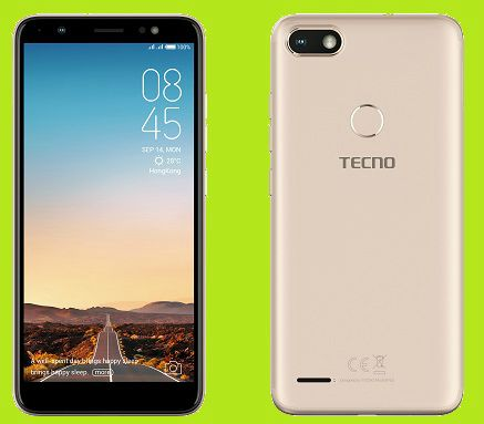 TECNO Mobile rolls out its Camera Centric smartphone 'Camon i Sky' 1