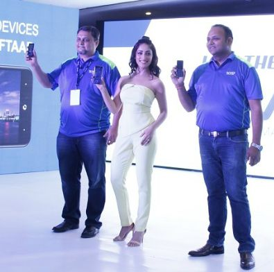 BRITZO unveils 'Make in India' mobile phone brand iVVO, launches eight smart 2G feature phones, one smart 4G feature phone and two 4G smartphones  1