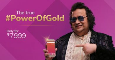 tphone P Gold Bappi Da