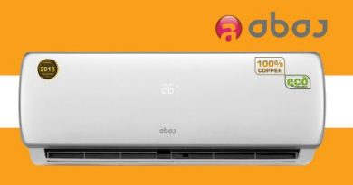 Abaj Introduces Energy Efficient Inverter Split AC 1
