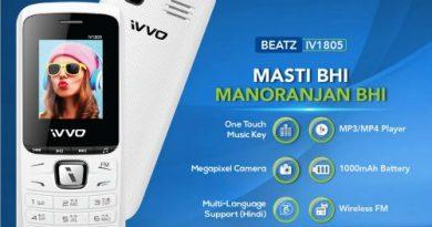 iVVO Beatz IV1805 smart feature phone