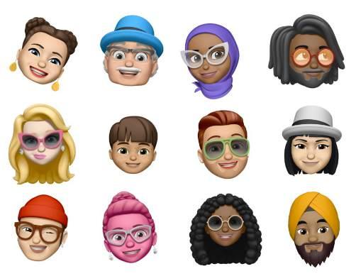 Apple previews iOS 12 1