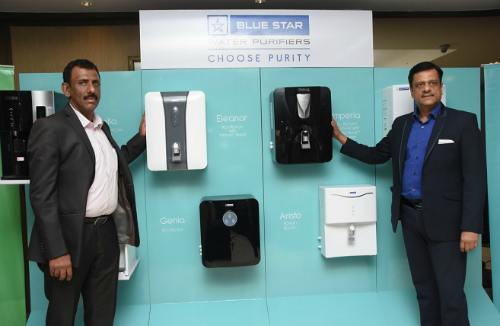 Blue Star expands its range of residential water purifiers with 'Immuno Boost Technology' 1