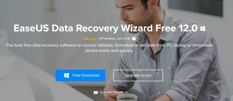 EaseUS Data Recovery Wizard Free 12.0 Review 1