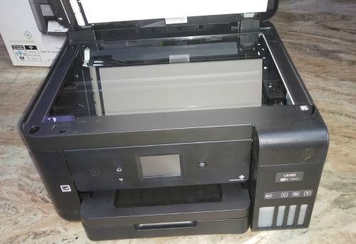 Epson L6190 Printer Review - Technuter