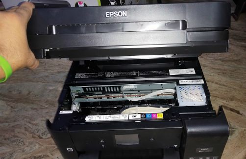 Epson L6190 Printer Review Technuter
