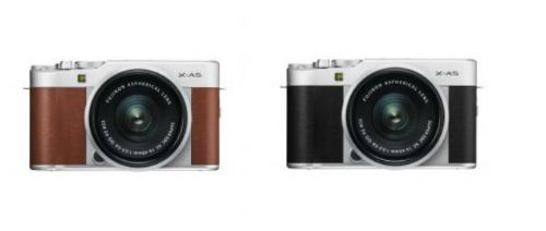 Fujifilm rolls out its mirrorless digital camera FUJIFILM X-A5 1