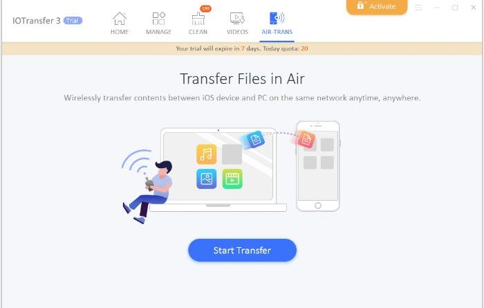 IOTransfer 3: More than iPhone transfer software 1