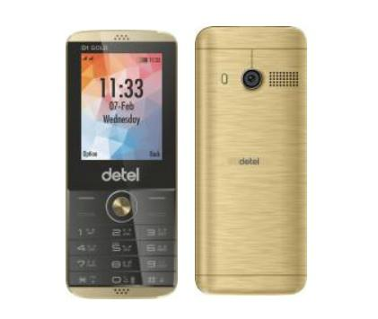 Detel enters into premium feature phone segment with the launch of D1 Gold 1