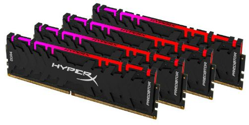 HyperX Launches Predator RGB DDR4 Memory With Infrared Sync Technology 1