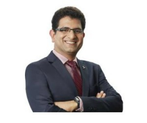 Mobiistar Vice President for Sales & Operations Ajitabh Jerath