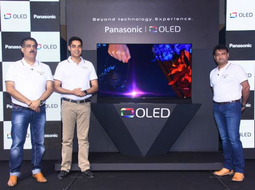 Panasonic enters in the OLED TV segment,  launches 2 models in OLED and 11 models in the 4K segment 1