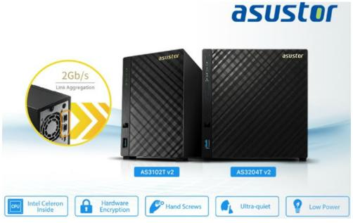 ASUSTOR and Seagate launch New IronWolf Health Management Software 1