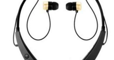 PTron Tangent Bluetooth Neckband Earphones