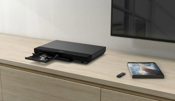 Sony launches its first Dolby Vision Capable UBP-X700 4K Ultra HD Blu-ray Player 1