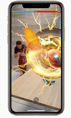 Apple-designed A12 Bionic Chip, first 7-nanometer chip ever in a smartphone 1