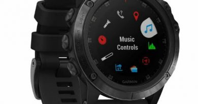 Garmin India fēnix 5X Plus GPS Multisport Watch