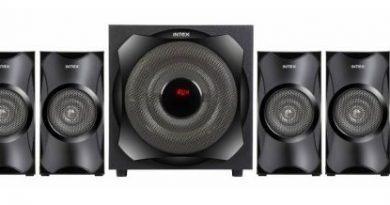 Intex XH Bomb SUFB speaker