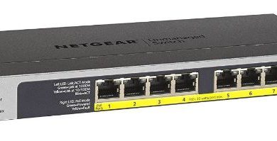 NETGEAR launches GS108LP unmanaged PoE switch with 8 Gigabit Port in India 1