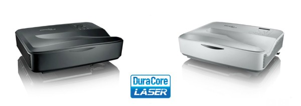 Optoma Launches Its New High Brightness Laser Ultra Short Throw Projector – ZH420UST 1
