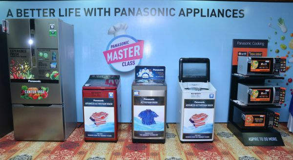 Make your kitchen smarter with the latest range of Panasonic Home Appliances 1