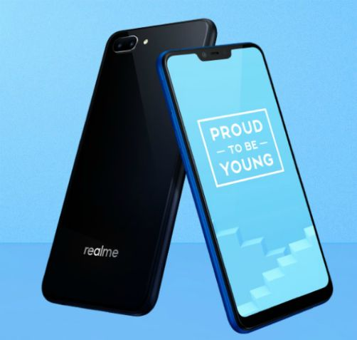 Realme rolls out its entry-level smartphone 'Realme C1' at ...