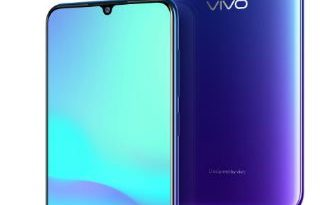 Vivo launches V11 with Halo FullView Display and AI camera at Rs. 22990/-